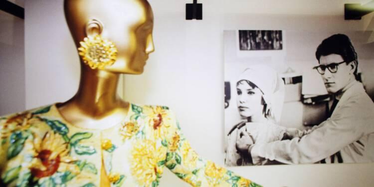 Record mondial pour la vente d'une veste Yves Saint Laurent