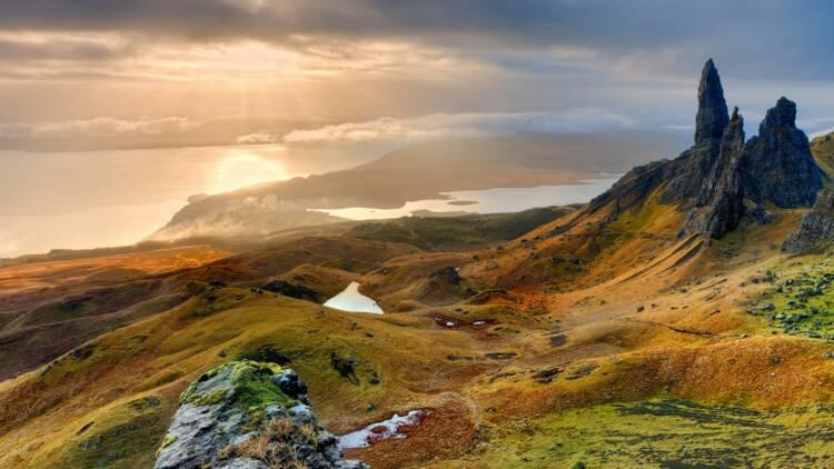 Royaume-Uni : EDF va construire un vaste parc éolien en mer au large de l'Ecosse