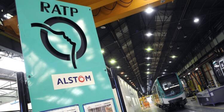Alstom et Bombardier remportent un contrat colossal auprès de la RATP