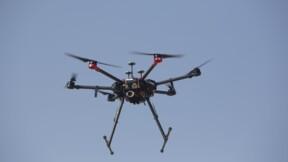 En Israël, un super drone peut prendre le contrôle de 200 appareils ennemis