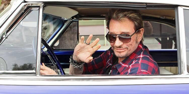 """Le """"Hot Rod"""" de Johnny aux enchères ce samedi"""
