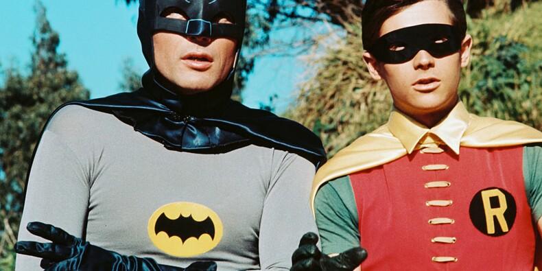 Les costumes historiques de Batman et Robin bientôt vendus aux enchères