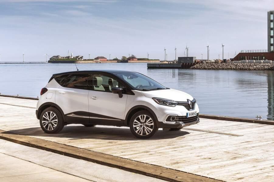 4 - Renault Captur (4.706 ventes)