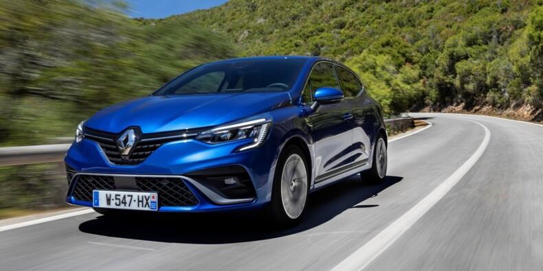 La nouvelle Renault Clio est le modèle le plus vendu en France en novembre