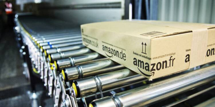 Vague d'embauches chez Amazon pour les fêtes