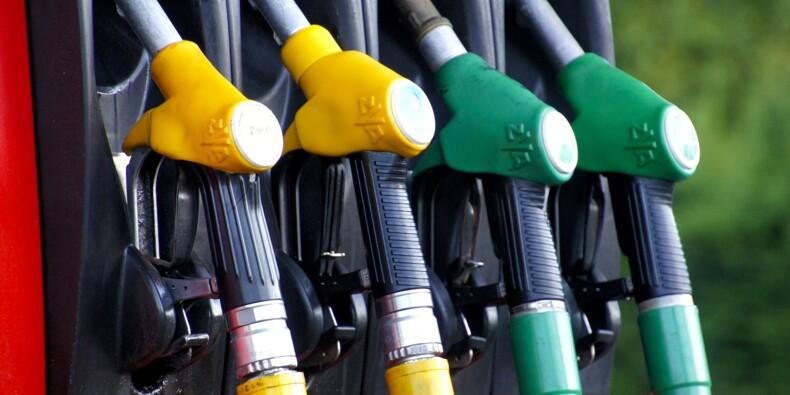Hausse des prix de l'essence à la veille de l'Ascension