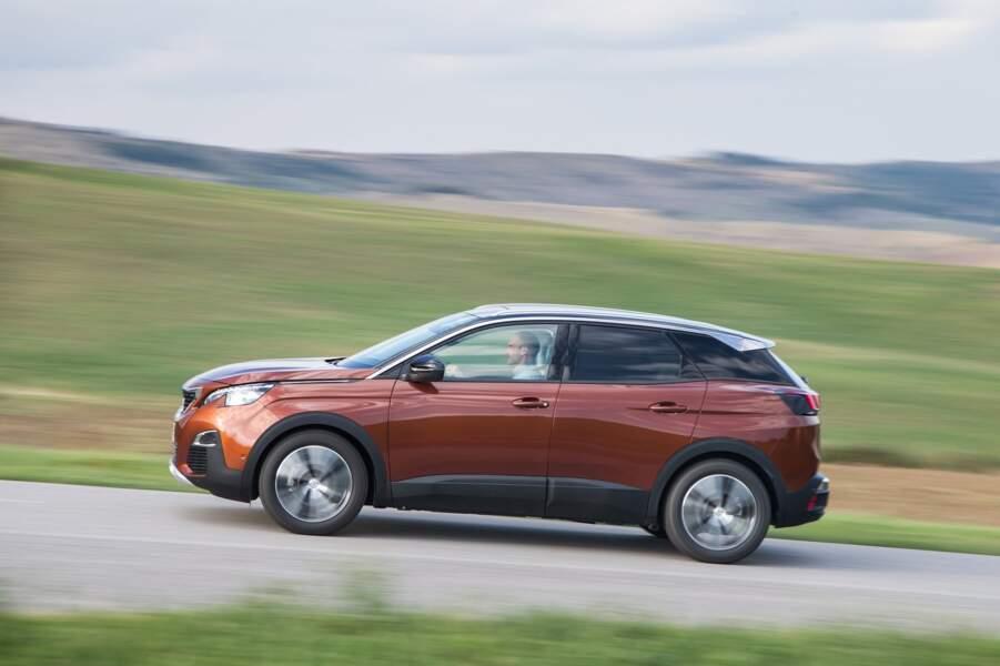 2 - Peugeot 3008 (6.263 ventes)