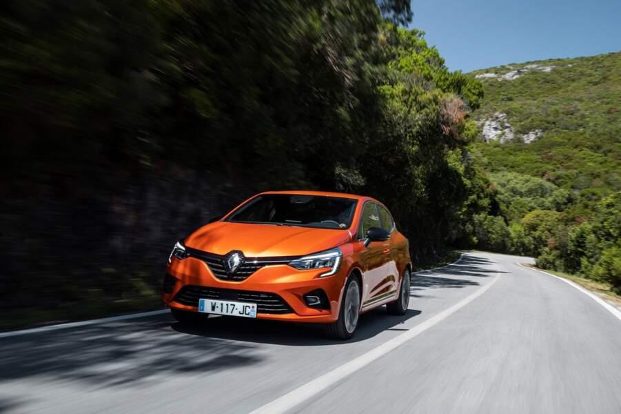 1 - Renault Clio (8.962 ventes)