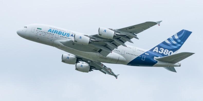 Bruxelles continuerait à subventionner l'Airbus A350 selon l'OMC
