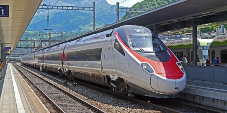 Métro, train... Alstom multiplie les contrats ! : le conseil Bourse du jour
