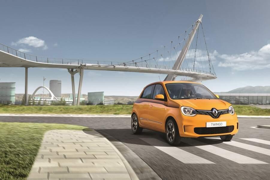 8 - Renault Twingo (3.748 ventes)