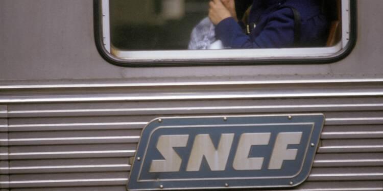 SNCF : une vente aux enchères insolite fait recette