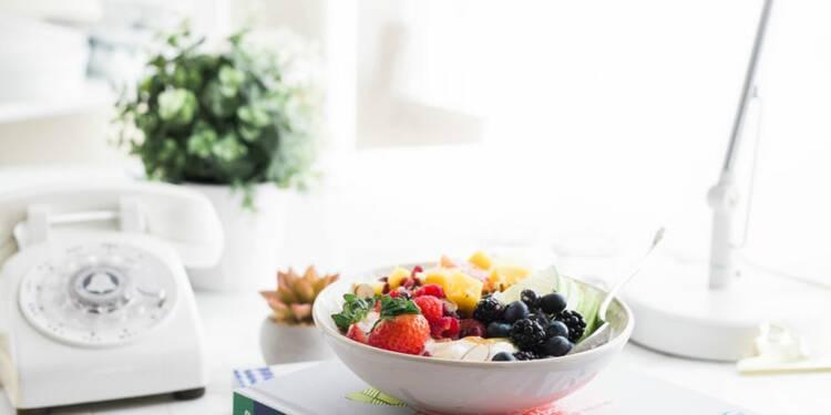 Dejbox vous livre des plats bon marché et équilibrés au bureau