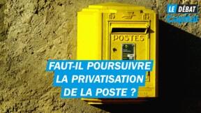 Faut-il continuer d'ouvrir le capital de La Poste, une opération amorcée en janvier 2011 ?