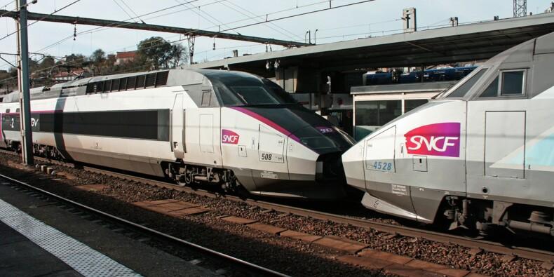 """Voici pourquoi les TGV affichent """"complet"""" le 11 mai et après"""