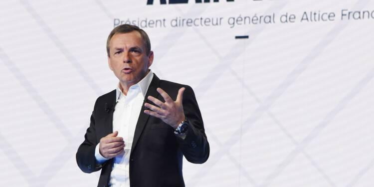 Les appels de Sarkozy, Céline Dion, son jet privé... les petits secrets d'Alain Weill, le patron d'Altice