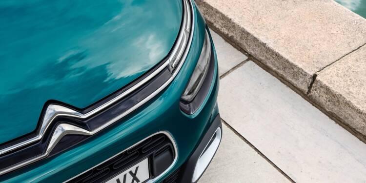 La future Citroën C4 (2020) aura sa version électrique