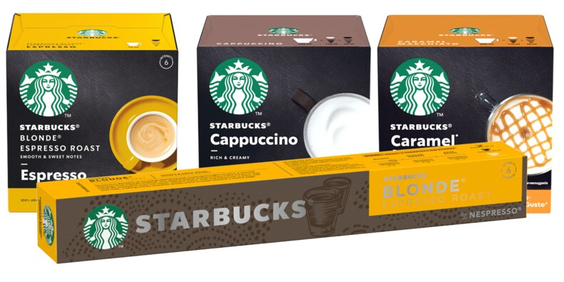 Les capsules Starbucks de Nespresso vont-elles plaire ?