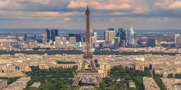 Recul historique du PIB de la France au deuxième trimestre