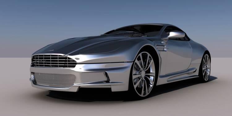 Aston Martin bientôt renfloué par un constructeur auto chinois ?