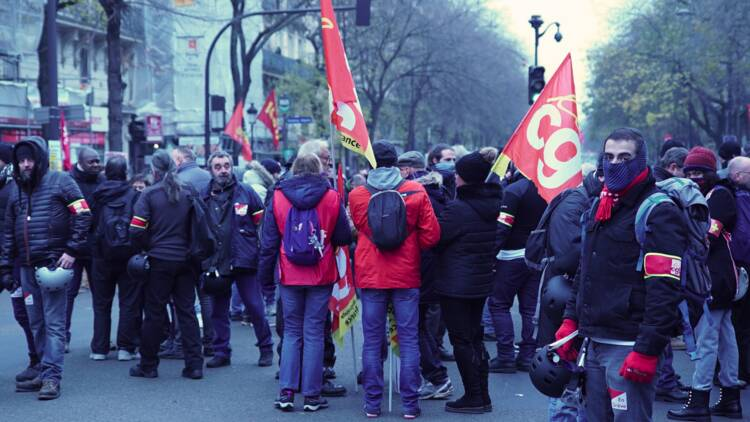 Réforme des retraites : nouvel appel à la grève le 10 décembre