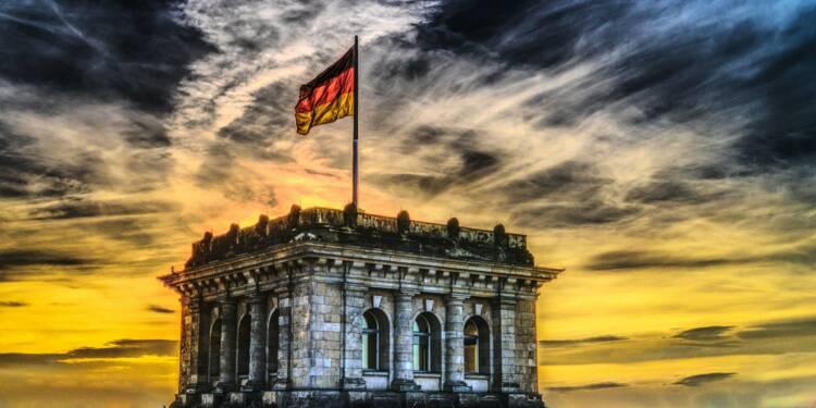 Croissance : l'industrie déçoit lourdement en Allemagne
