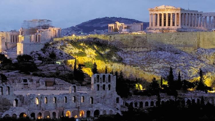 Ecologistes et riches propriétaires s'unissent contre un projet en Grèce