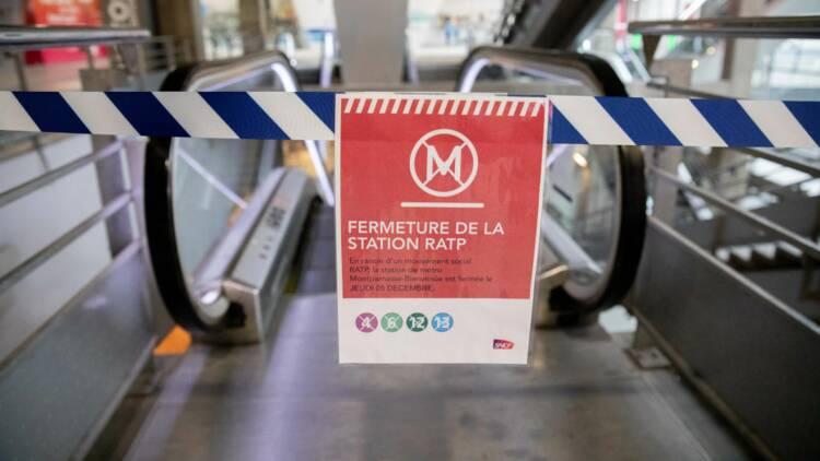 Une majorité de Français ne soutient pas la grève des agents de la RATP