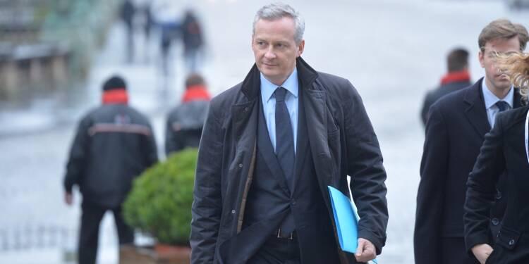 Bruno Le Maire s'oppose au rapprochement entre Carrefour et Couche-Tard