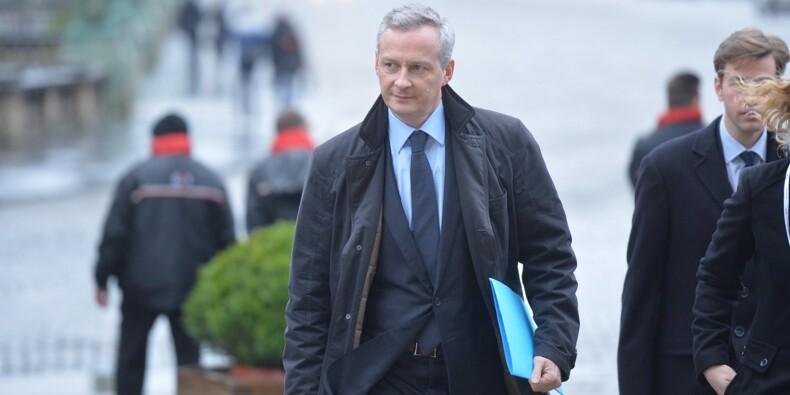 """Bruno Le Maire ne veut pas de """"coup de pouce au Smic"""" au 1er janvier"""