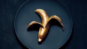 La banane à plus de 100.000 euros a été mangée