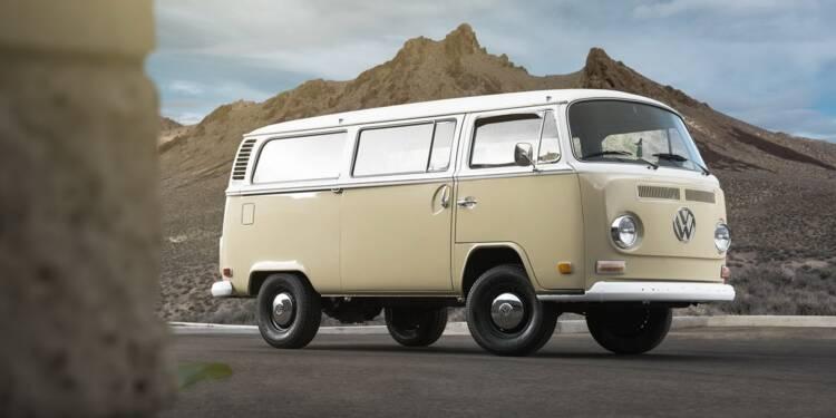 Cette société transforme le Microbus de Volkswagen en véhicule électrique
