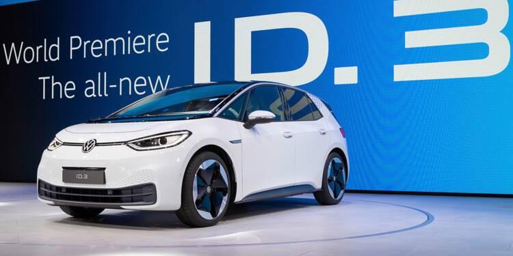Les Volkswagen électriques ID.3 déjà toutes réservées