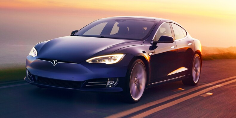 Le site de Tesla complètement cloné par un rival chinois