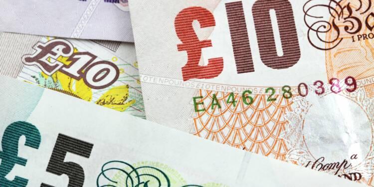 La livre Sterling risque de plonger face à l'euro, craintes sur le Brexit : le conseil Bourse du jour