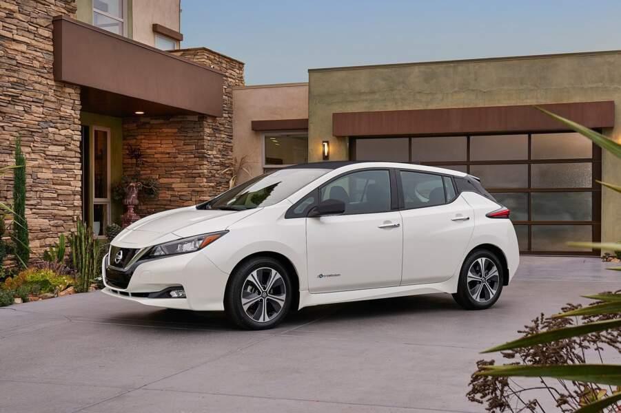 3 - Nissan Leaf (241 unités)