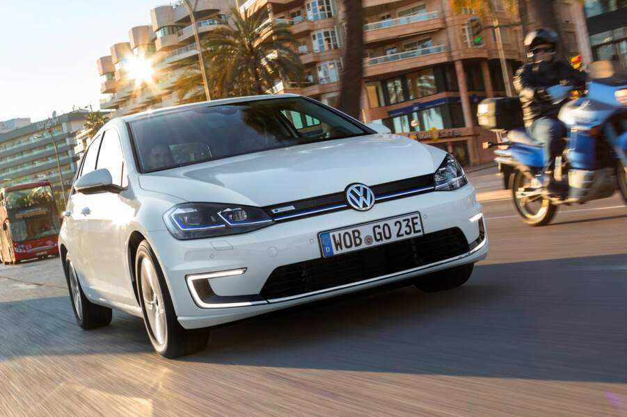 7 - Volkswagen e-Golf (75 unités)