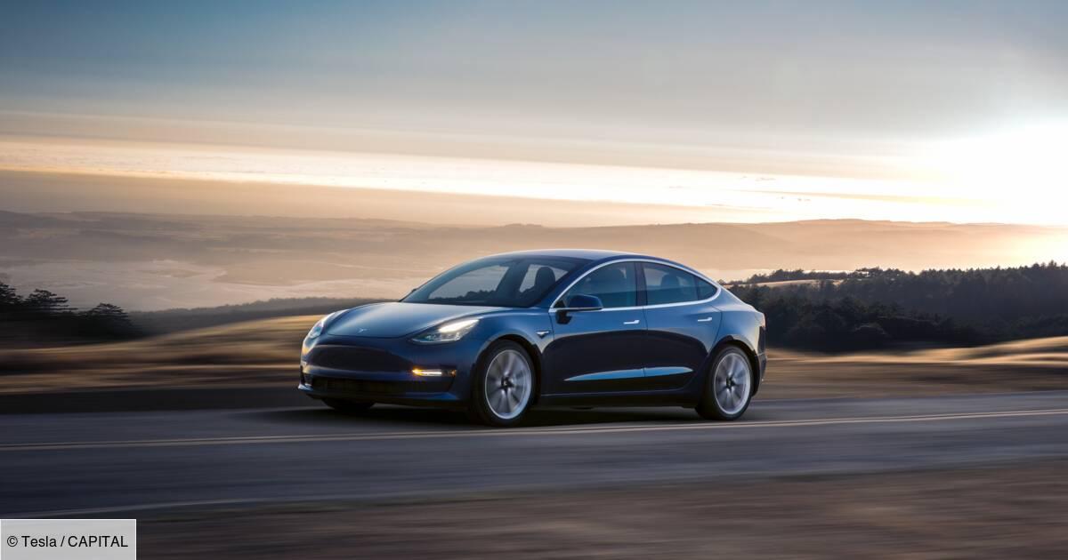 Tesla vise des dizaines de nouvelles ouvertures de points de vente en France