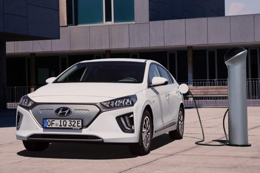 9 - Hyundai Ioniq Electric (32 unités)