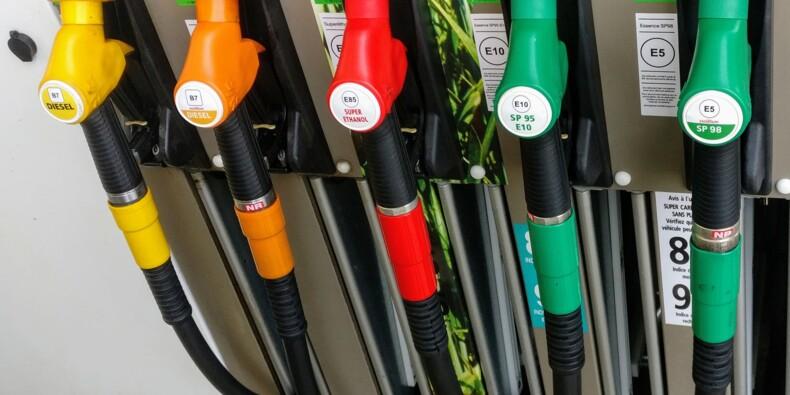 Les prix à la pompe en hausse
