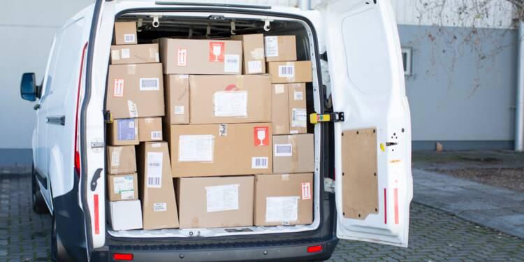 Des livreurs Chronopost disparaissent avec deux camions plein de colis
