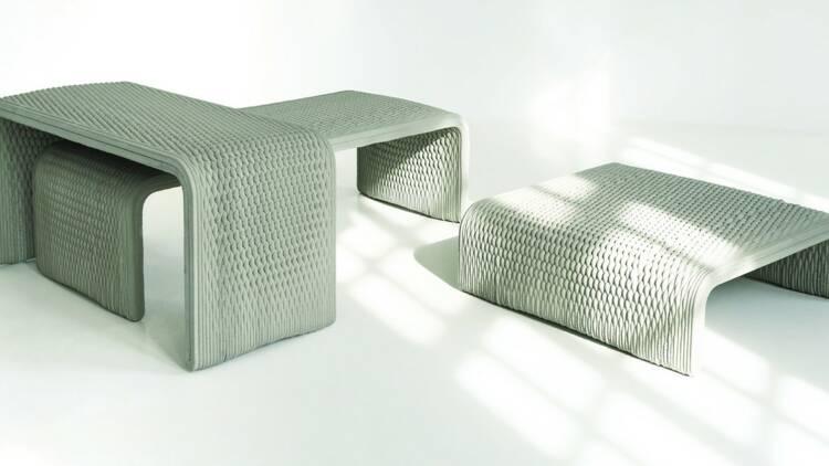 XtreeE réinvente l'usage du béton avec l'impression 3D