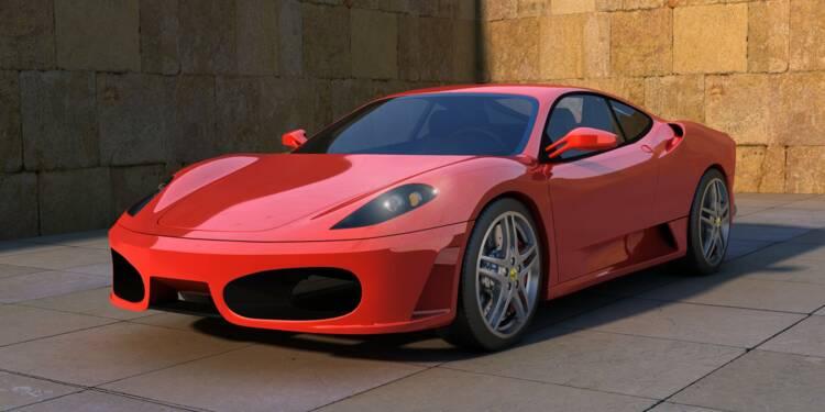 Ferrari fait un carton en Bourse, voici pourquoi