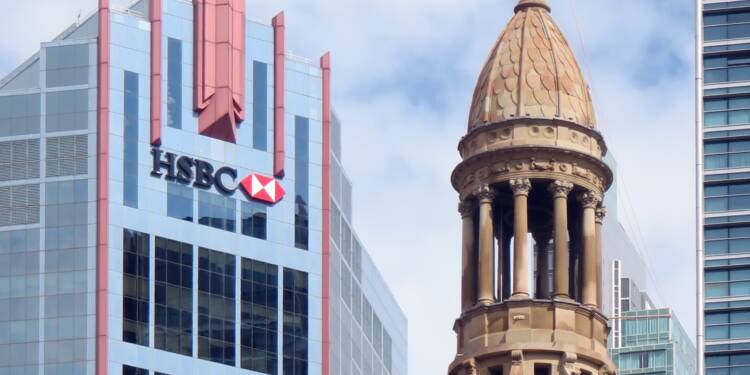 La banque HSBC écope d'une amende salée pour évasion fiscale