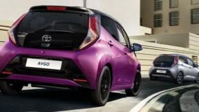 La future Toyota Aygo pourrait être électrique