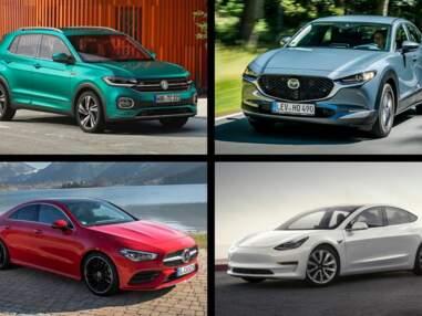 Crash-test : les 10 voitures les mieux notées à l'Euro NCAP en 2019
