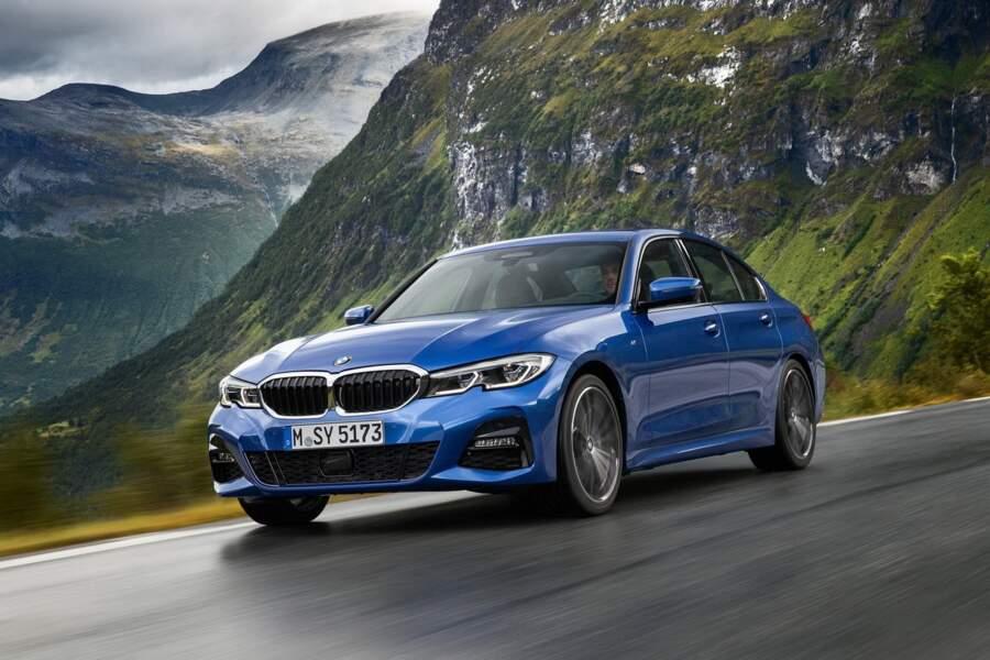 4 - BMW Série 3