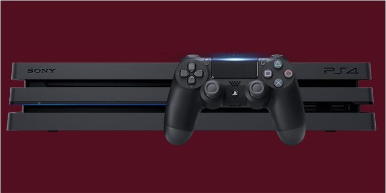 PS4 : jusqu'à 37% de réduction sur la console, les jeux et accessoires