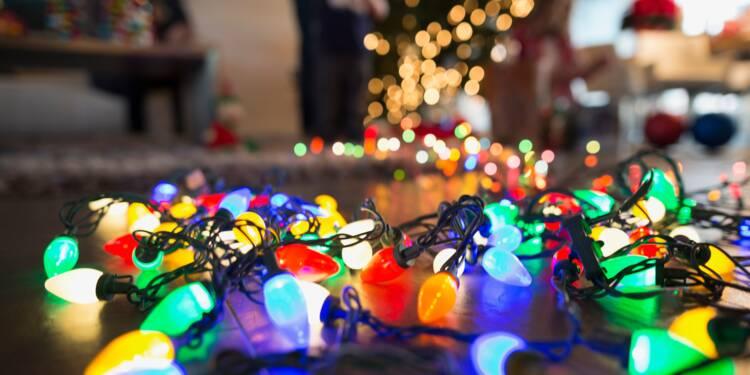 Des particuliers obligés de se mettre aux normes car leurs décos de Noël attirent les voisins