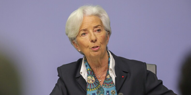 "BCE : ni ""colombe"", ni ""faucon"", Christine Lagarde veut être une ""chouette"""